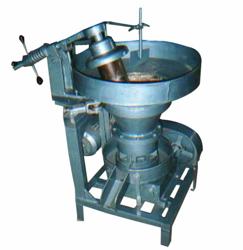 Rotary cold Oil Press